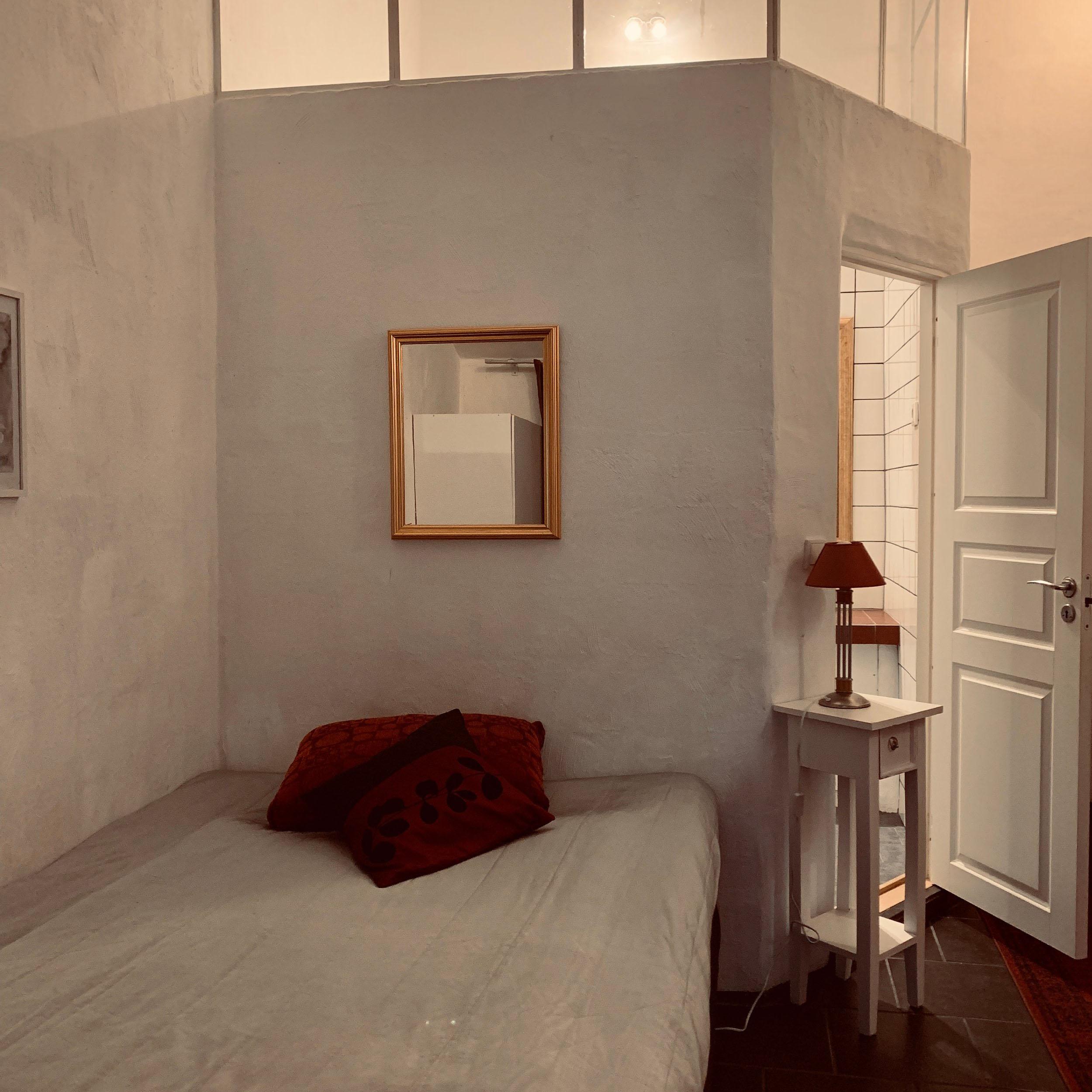 Rum 9 på Bäddar & Ängar - boende på Österlen
